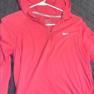 NIKE RUNNING MID JACKET
